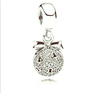 b8cd673ff Pandora Accessories   2014 Jared Exclusive Christmas Wish Charm ...